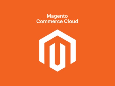 E-handel Magento Commerce Cloud