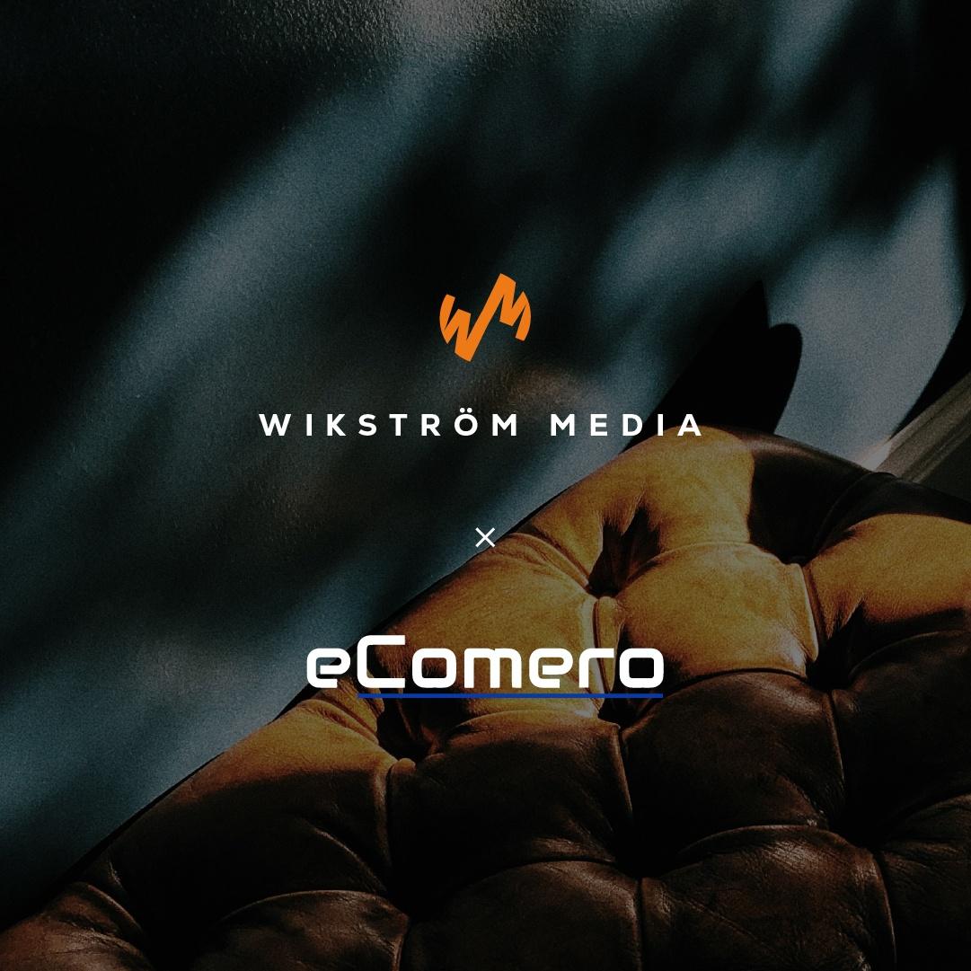 eComero strategiskt partnerskap med Wikström Media